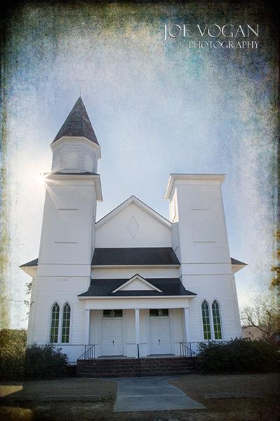 Baptist Rest Primitive Baptist Church, Twin City, Georgia (Emanuel County)