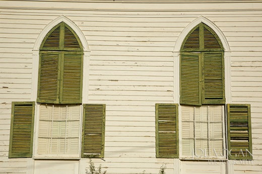 Liberty Baptist Church, Brooks County, Georgia