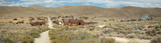 Bodie Historic Site, California