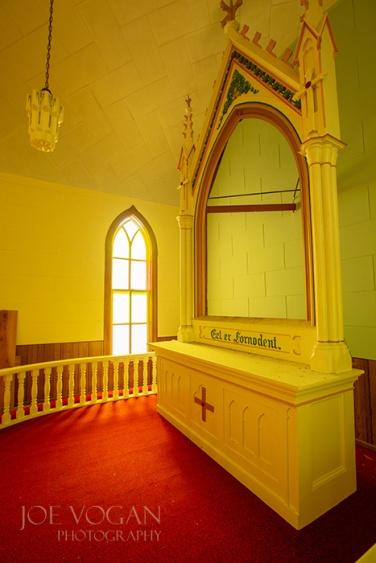 Altar, St. Petri Lutheran
