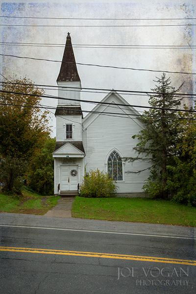 Church of God of Prophecy, Marshfield, Vermont
