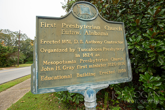 First Presbyterian Church, Eutaw, Alabama (Greene County)