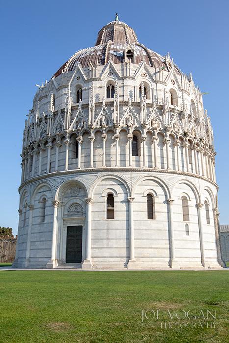 Baptistry of St. John, Pisa, Italy