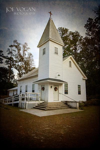 Marlow United Methodist Church, Guyton, Georgia